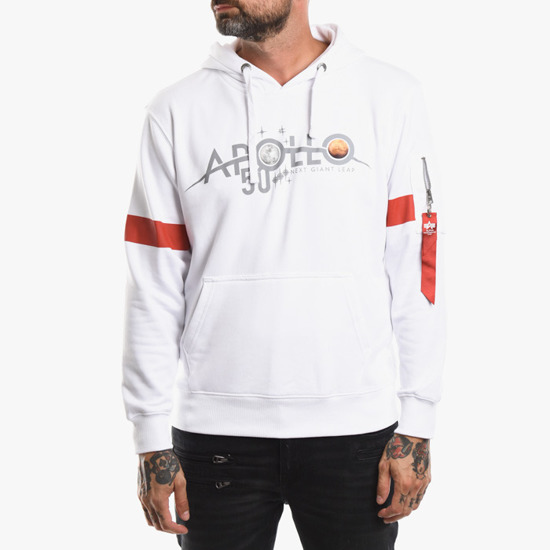 Alpha Industries Apollo 50 Reflective Hoody 198364 09