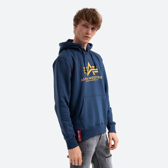 Alpha Industries Basic Hoodie 178312 463