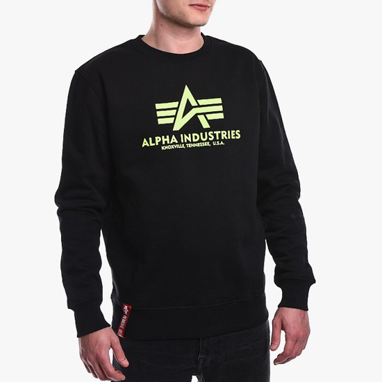 Alpha Industries Basic Sweater 178302 478
