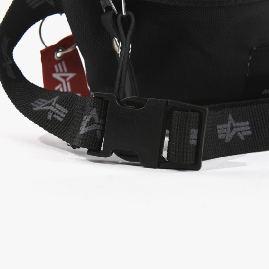 Alpha Industries Big A Oxford Waist Bag 101908 03