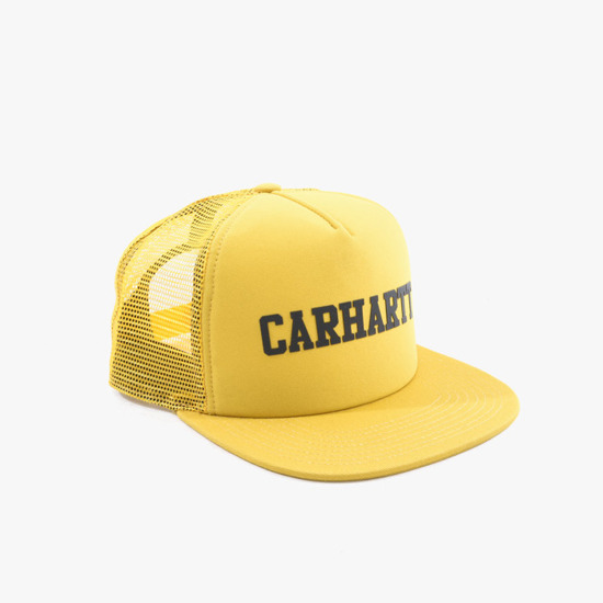 Carhartt College Trucker  I025652 COLZA/BLACK