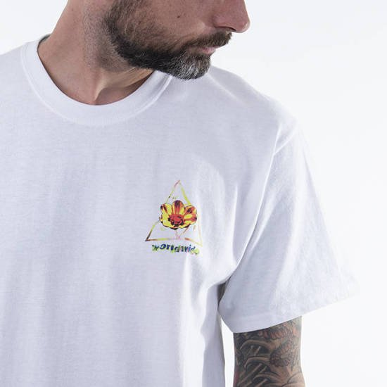 HUF Come Down TT S/S Tee TS01171 WHITE