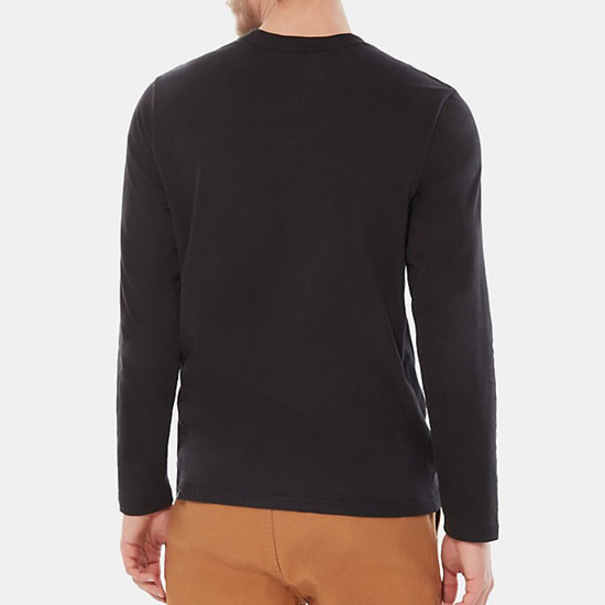 Longsleeve The North Face Fine Tee T937FTKY4
