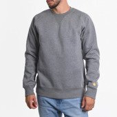 Carhartt WIP Chase I026383 DARK GREY HEATHER/GOLD